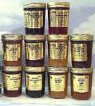 photo: jams and jellies (35120 bytes)