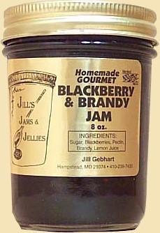 how to make blackberry brandy